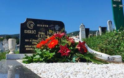 Laburisti BiH odali poštu povodom 26. godišnjice od smrti Nevzada Đerića – KEĐE